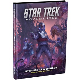 Star Trek Adventures: Strange New Worlds - Mission Comp. Vol.2 (Star Trek RPG Supp.)