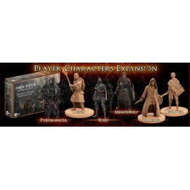 Dark Souls: The Board Game - Character Expansion FR