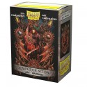 Dragon Shield Sleeves - Standard size - Brushed Art: Emperor Scion: Coat-of-Arms