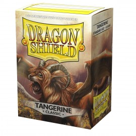Dragon Shield Classic - Tangerine 'Dyrkottr of the Nekotora' (10x100)