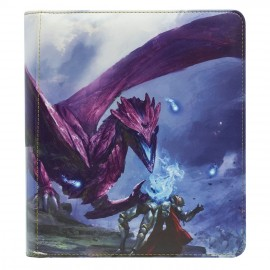 Dragon Shield Card Codex Purple 'Amifist' Small