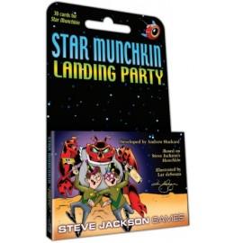 Star Munchkin Landing Party