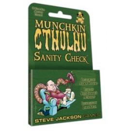 Munchkin Cthulhu Sanity Check