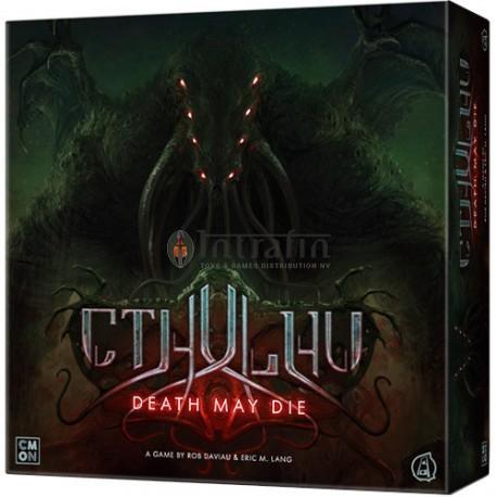 Death May Die: Cthulhu(Retail of Kick Starter)