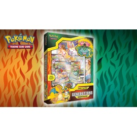 Pokemon Tag Team Generations Prem Collection box