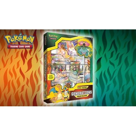 Pokemon Tag Team Generations Prem Collection box