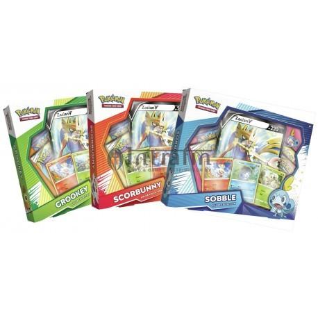 Pokémon Galar Collection box piece