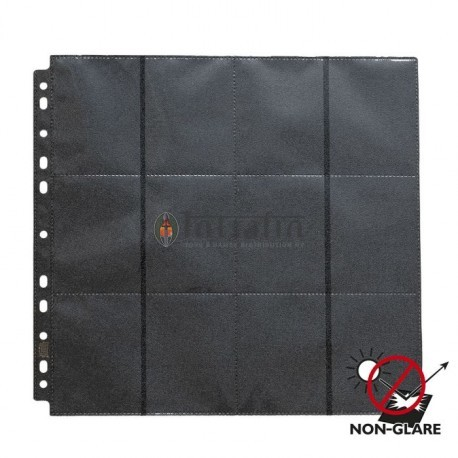 Dragon Shield 24-Pocket Pages - Binder Pages Non Glare(50)