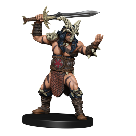 D&D® Icons of the Realms Figure Pack: Descent into Avernus: Arkhan the Cruel and The Dark Order