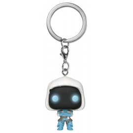 Keychain: Fortnite - Frozen Raven
