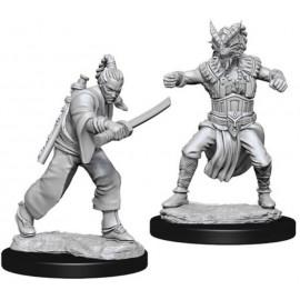 D&D Nolzur's Marvelous Miniatures - Male Human Monk