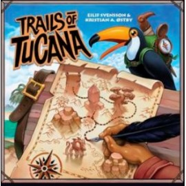 Trails of Tucana EN boardgame
