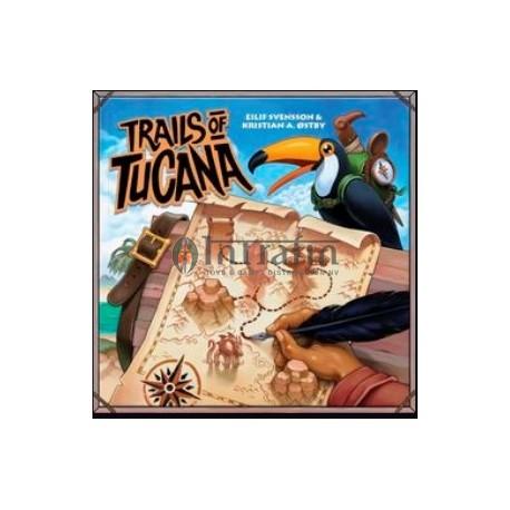 Trails of Tucana EN boardgame