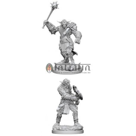 D&D Nolzur's Marvelous Unpainted Miniatures: Bugbears