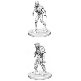 D&D Nolzur's Marvelous Unpainted Miniatures: Zombies