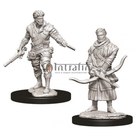 D&D Nolzur's Marvelous Miniatures - Male Human Rogue