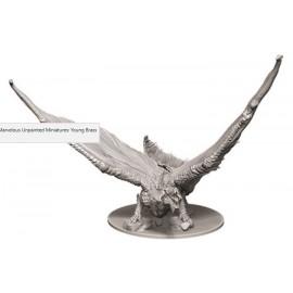 D&D Nolzur's Marvelous Miniatures - Young Brass Dragon