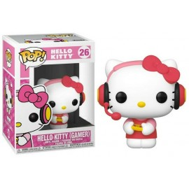 Animation:26 Hello Kitty - Gamer Hello Kitty