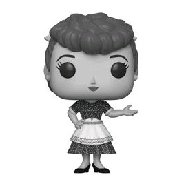 Television:654 I Love Lucy - Lucy (BW) US exclusive