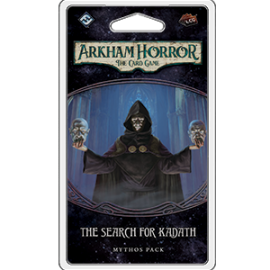 The Search for Kadath Mythos Pack: Arkham Horror LCG Exp