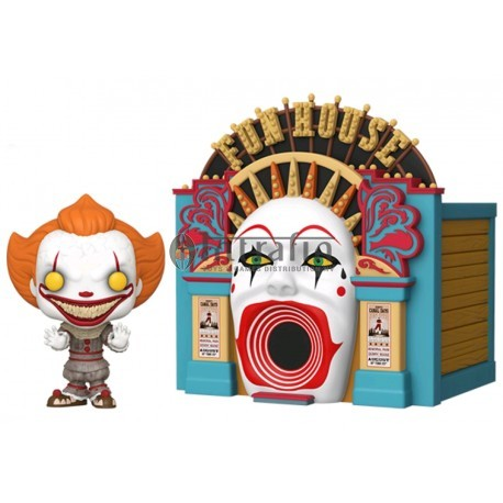 Town: IT 2 -Demonic Pennywise w/Funhouse