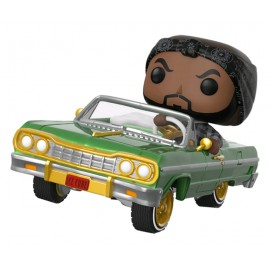 Rides: Ice Cube in Impala