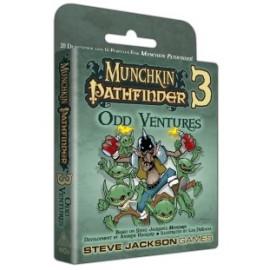 Munchkin Pathfinder 3 Odd Ventures