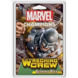 Marvel Champions TCG: The Wrecking Crew Scenario Pack