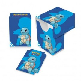 Pokémon Squirtle 2020 Deck Box with dividers