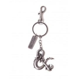 HASBRO - Dungeons & Dragons - Logo Metal Keychain