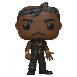 Rocks: Tupac - Vest w/Bandana