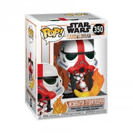 Star Wars:350 Mandalorian - Incinerator Stormtrooper