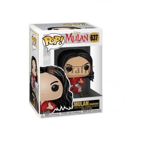Disney:637 Mulan (Live) - Warrior Mulan