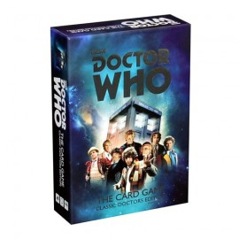 Dr Who Card Game - Classic Doctors Edition