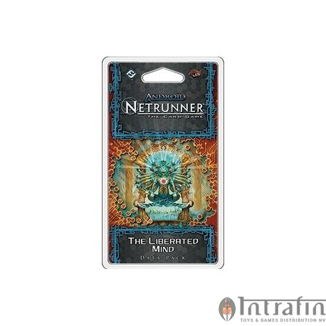 Android Netrunner LCG: The Liberated Mind Data Pack