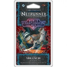 Android Netrunner LCG 2015 World Champion Runner Deck
