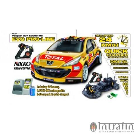 Peugeot 207 IRC Kronos Belgium
