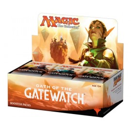 MTG Oath of the Gatewatch booster display (36) Italian