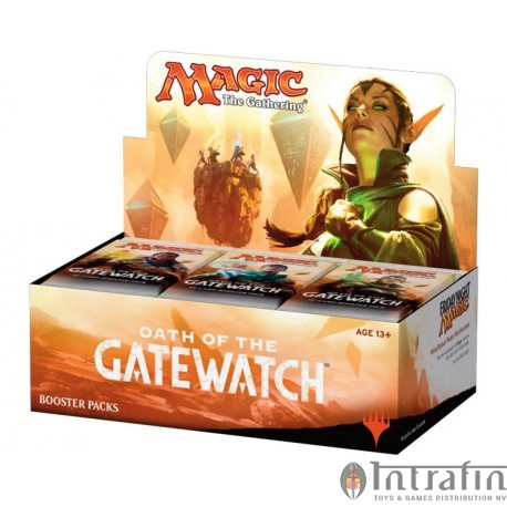 MTG Oath of the Gatewatch booster display (36) Spanish