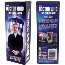 Dr Who Card Game - Twelfth Dr Expansion