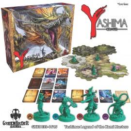 Yashima Legend of the Kami masters