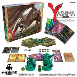 Yashima Legend of the Deep Woods