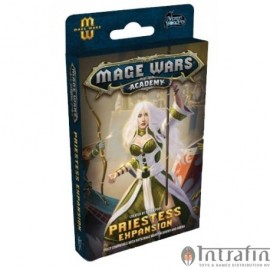 Mage Wars Academy Priestess Exp