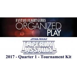 Star Wars Imperial Assault 2017 Quarter 1 Tournament Kit