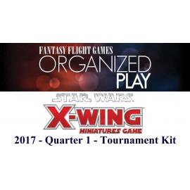 Star Wars X-wing 2017 Quarter 1 Tournament Kit