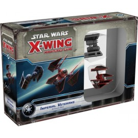 Star Wars X-Wing Imperial Veterans