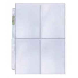 4-Pocket Pages (100)