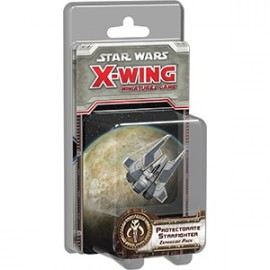 Star Wars X-Wing Protectorate Starfighter