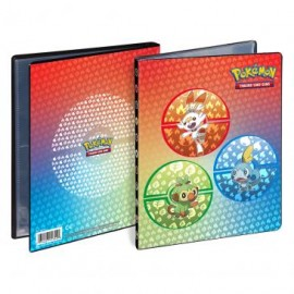 Pokémon Sword and Shield Galar Starters 4-Pocket Portfolio