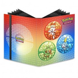 Pokémon Sword and Shield Galar Starters Pro-binder